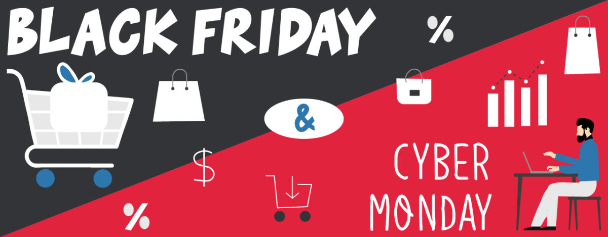 Black Friday & Cyber Monday By MakeProSimp