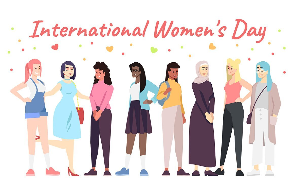 Womens Day By MakeProSimp